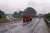 B1218 Crossing over the A15 - Geograph - 960155.jpg