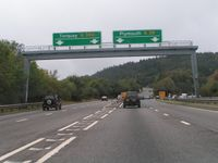 Junction of A380 and A38, Haldon Hill - Geograph - 1537146.jpg