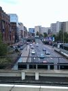 Great Charles Street Queensway Tunnel as seen from Snow Hill Station.jpg
