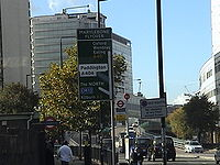 Marylebone flyover sign - Coppermine - 8876.JPG