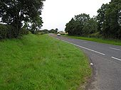 Road at Craiglea - Geograph - 529709.jpg
