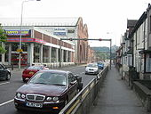 A15 Lincoln, Canwick Road Tidal Flow - Coppermine - 12563.JPG