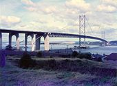 Forth Road Bridge - 1964 - Geograph - 1467759.jpg