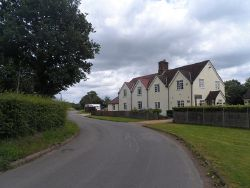 Lane to Old Hall Green - Geograph - 4534046.jpg