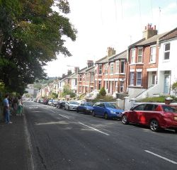 Bear Road, Brighton - Geograph - 4163428.jpg