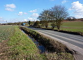 B1078 towards Needham Market - Geograph - 1732369.jpg
