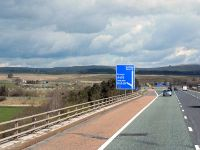 M6 Northbound, Junction 38 - Geograph - 2913963.jpg