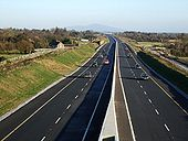 M8 - Slievenamon in the distance. - Coppermine - 21148.jpg