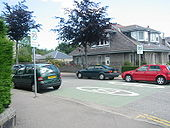 Aberdeen, Angusfield Ave. 20MPH Zone - Coppermine - 13452.JPG
