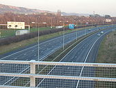 M20 at Junction 11a (E) - 1 - Coppermine - 4358.jpg