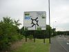 A19 road sign - Geograph - 199710.jpg