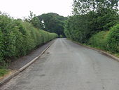 The old route of the A5 - Geograph - 189276.jpg