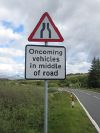 A87 Glen Varragill - road narrows - oncoming vehicles.jpg