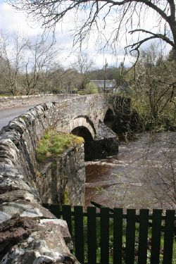 Bridge at Cobleland - Geograph - 4933156.jpg