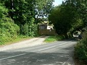 The road to St Austell, Bojea - Geograph - 220855.jpg