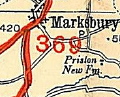 A369 (Glastonbury - Marksbury)-map.png