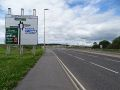 A96 Craibstone Junction - advance direction sign on east approach.jpg
