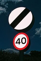 Confusing speed limits at Marshwood - Coppermine - 17421.jpg