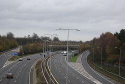 Junction 11, A23 - M23 - Geograph - 2824025.jpg