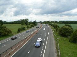 M9 Junction 7 - Geograph - 199230.jpg