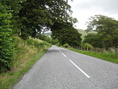 The A6088 near Hobsburn - Geograph - 1397209.jpg