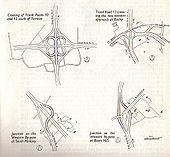 A34 - Planned Oxford junctions (1940's) - Coppermine - 11295.jpg