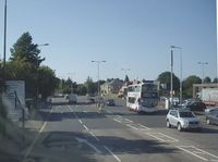 Approach to Blackhall junction - Geograph - 2048038.jpg