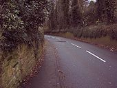 Ex-chicane in Northop Hall - Coppermine - 9502.jpg