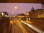 M8 in Glasgow at night - Coppermine - 3092.jpg