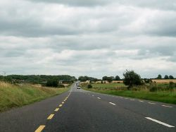 The N52 in the townland of Derrynahinch - Geograph - 3640972.jpg