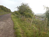 Old A9. Between Findo Gask and Forteviot junctions. - Coppermine - 20136.JPG