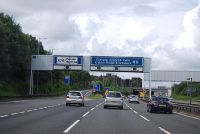 Junction 27, M8 - Geograph - 2778100.jpg