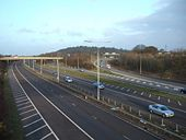M3 Junction 2 - Geograph - 143097.jpg
