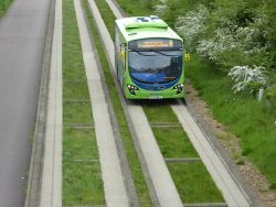 Guided busway at Over - Geograph - 4955693.jpg