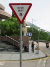 Give Way Sign - Hong Kong Peak - Coppermine - 2048.jpg