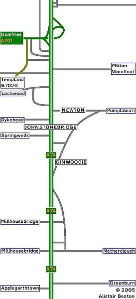 File:1980 Strip Map of the A74 III - Coppermine - 2504.JPG