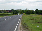 The A1174 towards Beverley - Geograph - 1321781.jpg