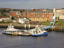 Ferry Landing, South Shields - Geograph - 572583.jpg
