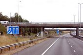 M11 junction 8 - Geograph - 1487487.jpg