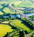 Friarton bridge, M90 Perth - Coppermine - 2716.jpg