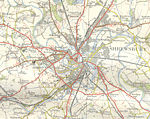 Shrewsbury 1954: The original Shrewsbury bypass