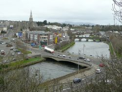 Slaney bridges at Enniscorthy - Geograph - 703954.jpg