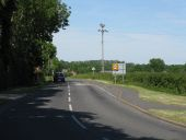 The Road To Norman Cross - Geograph - 1334832.jpg