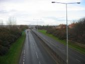 A184 near Wardley - Geograph - 1582413.jpg
