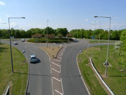 The City of Roundabouts (C) Cameraman - Geograph - 1866407.jpg