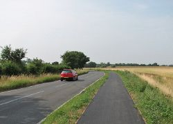 Towards Milton on Landbeach Road - Geograph - 3566821.jpg