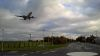20181220-1155 - Junction of Shadow Moss Road and Ringway Road with aeroplane 53.364994N 2.252802W.jpg