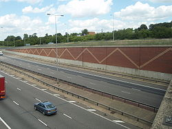 Brick Patterns, Norman Cross - Geograph - 885202.jpg