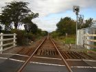 Railway level crossing (C) Tim Bartlett - Geograph - 2085264.jpg