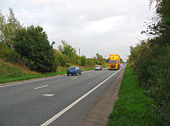 A500 east of Nantwich - Geograph - 258791.jpg